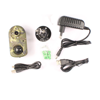 Tensdarcam Mini Hunting Camera Trap Night Vision 940nm infrared motion detection 1080P Security  Surveillance Trail Cameras 6