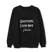 Kpop Home New BTS Bangtan Boys Same Praise Sweatershirt Harajuku Style Loose Long Sleeved Hoodie Man