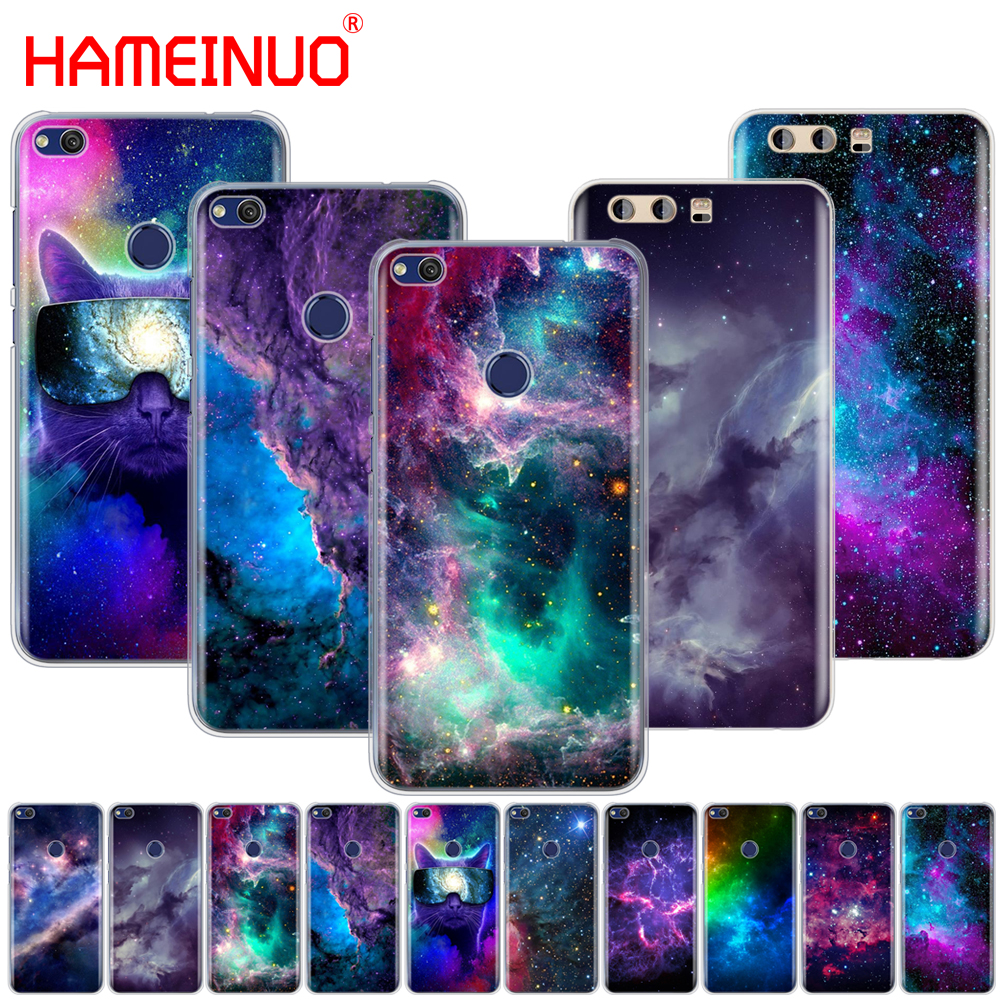 df81e7517d6 HAMEINUO colorful space for galaxy universe cover phone Case for huawei  Ascend P7