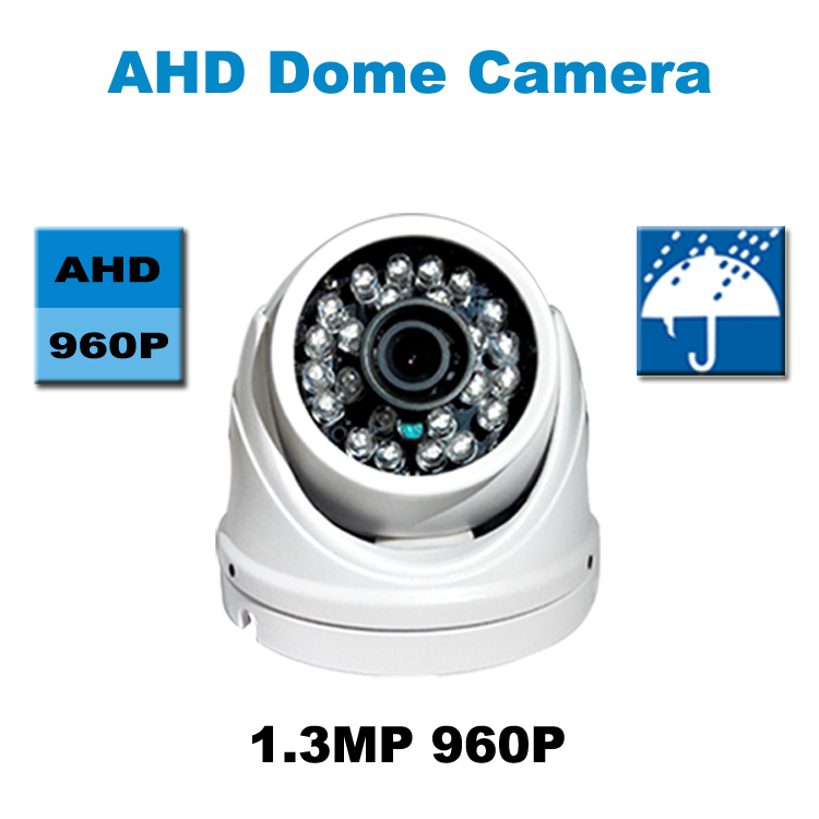 2015 HD 960P CMOS sensor metal AHD font b camera b font with IR CUT filter