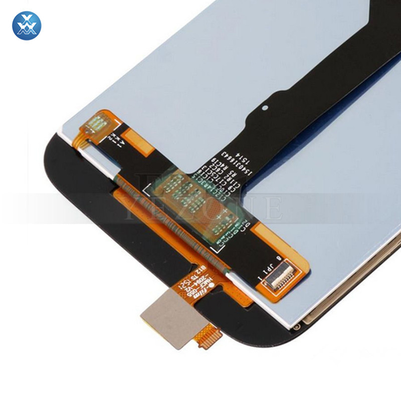 gold Huawei Ascend G8 Touch Digitizer Screen LCD Display Assembly5