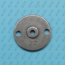 Needle plate for light 2 2 MS02A2101 FOR MITSUBISHI PLK