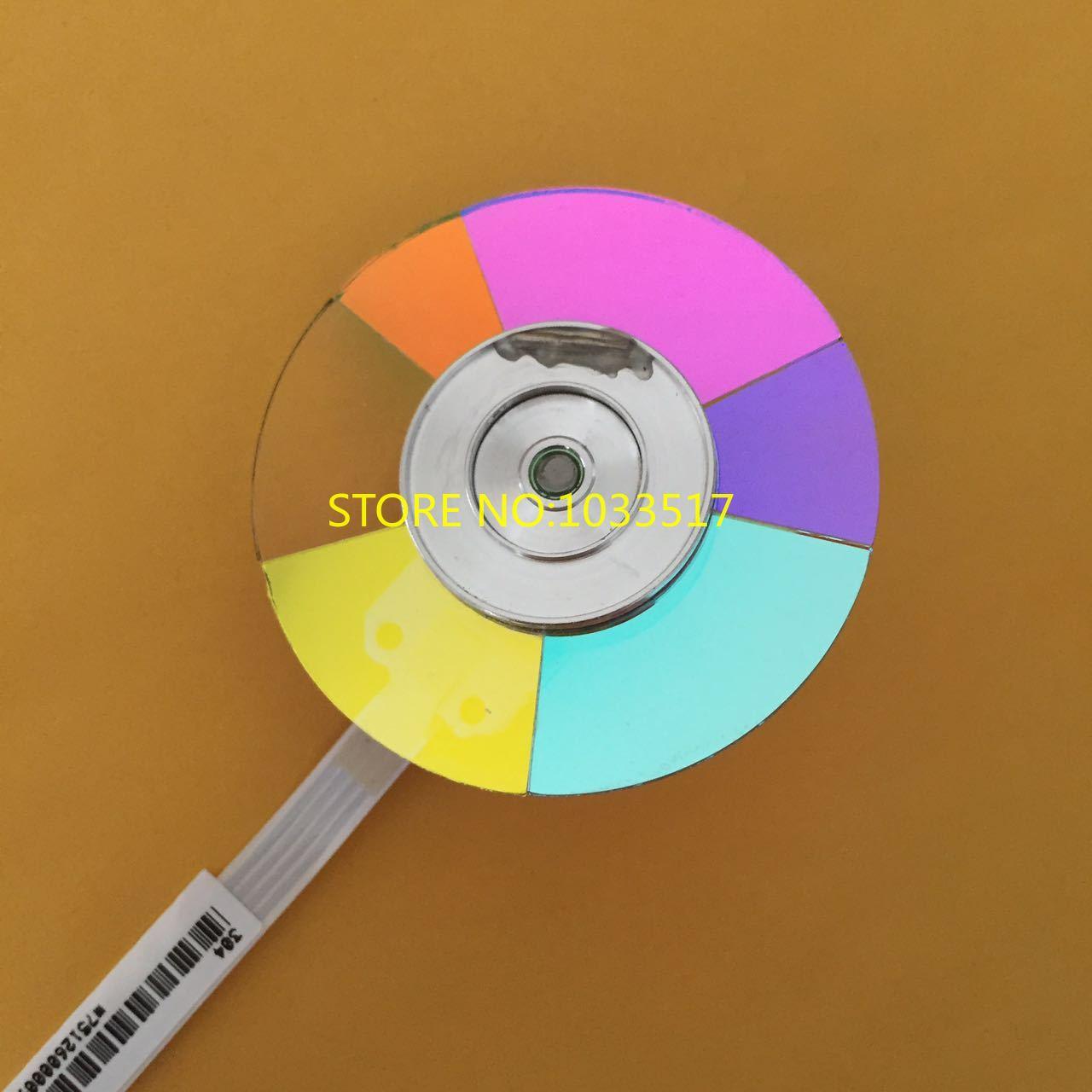 CD1100X V332X Projector color wheel 40mm For NEC NP-V302XC V302W V332W M322H
