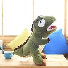 2016 hot 40cm dinosaur creative cartoon plush stuffed doll toys kid baby boy gift free shipping
