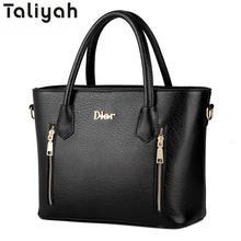 Luxus-handtaschenfrauen-designer 2016 Neue Mode Damen Handtasche Schulter Crossbody-tasche Für Frauen Messenger Bags TL27