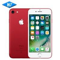 Новые оригинальные Apple IPhone 7/7 плюс мобильный телефон 2 ГБ/3 ГБ Оперативная память 128 ГБ/256 ГБ Встроенная память iOS 10 12.0mp Камера 4 ядра отпечатков