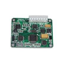 9-eixo HEC390 AHRS módulo Sensor Bússola Digital Inclinômetro Cabeceio 0.3 Graus 9 ~ 35 V (RS232 RS485 TTL Modbus Opcional)