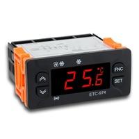 ELitech ETC 974 230V Temperature Controller Temp Thermostat NTC Cold Storage