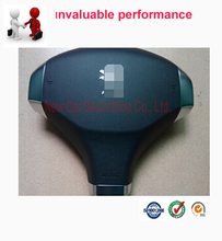 Car styling Car SRS Steering Wheel Airbag Covers For Peugeot 408 NEW Air Bag Cover