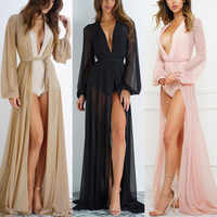 2019 Pareo Beach Cover Up femmes Plage Robe solide Bikini Cover Up maillots De bain femmes Robe De Plage Plage porter Cardigan maillot De bain