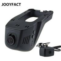 JOOYFACT A6 Auto DVR DVR Registrator Dash Cam Camera Digitale Video Recorder Dual Lens 1080 P Night Versie 96663 IMX 323 WiFi
