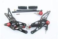 Все мотоцикла с ЧПУ регулируемый тормоз переключение педалей рычаг чехол для HONDA CBR1000RR CBR 1000RR 2004 2007
