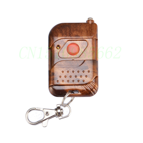 RF Wireless Remote Control Transmitter Controller 1 Button OOK 100mW Push Button different Keypad 433 PT2262/2264-in Switches from Lights ...