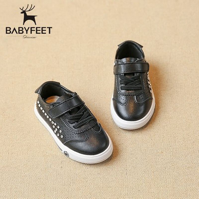 2017 Babyfeet children sneakers 1-3 years old Child baby boy and baby girl infant kids PU Leather White Shoes Flat Toddler shoes new babyfeet toddler infant first walkers baby boy girl shoe soft sole sneaker newborn prewalker shoes summer genuine leather