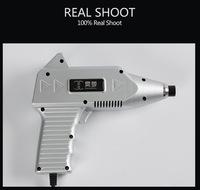 New 1500N Chiropractic Adjustable Tool Correction Gun Spine Back Activator Instrument 16 Levels Impulse Massage Tool Health Care