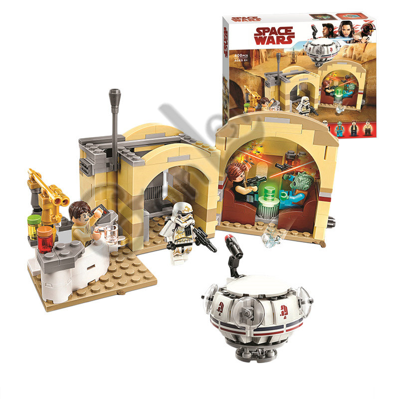 2019-new-400pcs-lot-star-wars-seriers-mos-eisley-cantina-building-block-bricks-toys-gifts-compatible-with-font-b-starwars-b-font