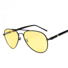 Driver Goggles Polarizer Toad Spectacle New Type of Driving Mirror Classic Sun Glasses Night View UV400 Automobiles Accessories