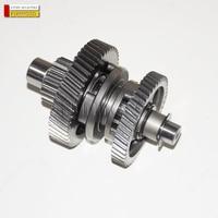 reverse gear/shift gear middle shaft suit for LONCIN200 ATV/LX200 M/AU 49 TEETH/ 43 TEETH