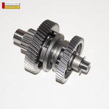 reverse gear/shift gear middle shaft suit for LONCIN200 ATV/LX200-M/AU 49 TEETH/ 43 TEETH