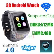 "Original S83 3G Smartwatch Bluetooth Armbanduhr Sportuhr GPS Sport 1,54 ""Screen Smart Watch HD Kamera SIM für IOS Android"