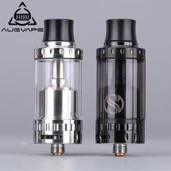 Augvape Merlin RTA Atomizer e-Cigarettes Tank 23mm 4ml Capacity Dual Airflow Adjustable Coil Deck Vape Vaporizer Atomizer Tank
