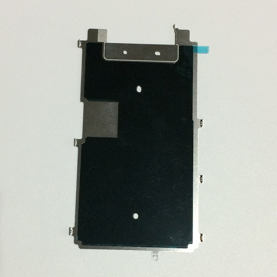 5Pcs Original New LCD Metal Backplate Shield with Foil