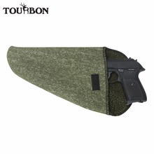 Gun-Protector Pouch Holster Firearm-Socks Pistol Silicone Storage-Case Tourbon Shooting