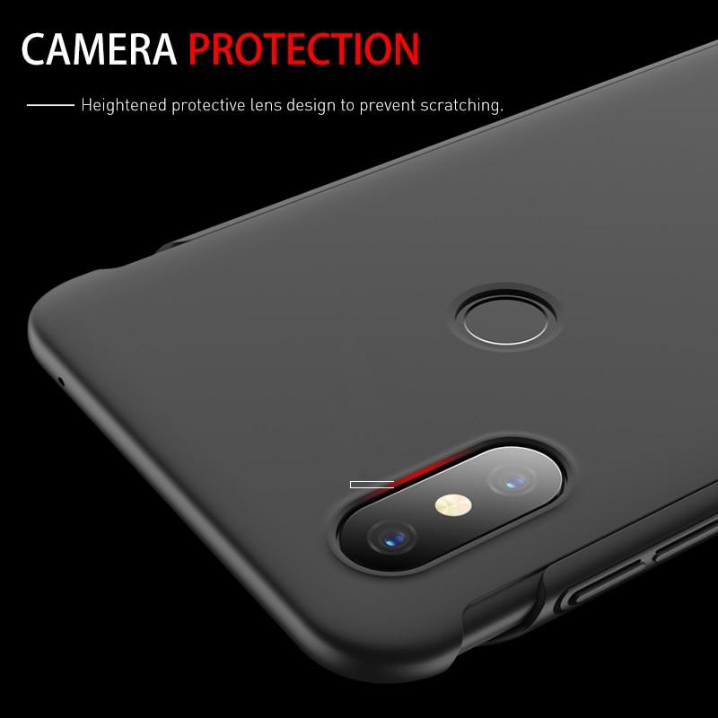 GKK Original Case for Xiaomi Mi Mix 3 Case Slide Armor Anti-drop 2 in 1 Hard Matte Back Cover for Xiaomi mi mix3 Case Fundas