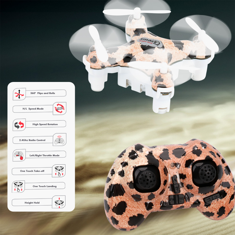 Rc mini drone cheerson cx-10d alt hold altura 2.4g transmisor rc quadcopter dron