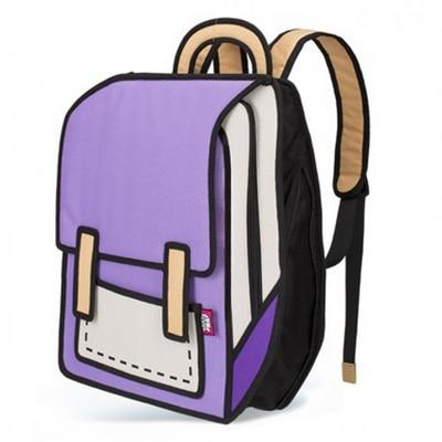 Kawaii 2D Cartoon Bag 1