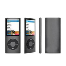 Wholesale New Real Capacity LCD MP4 Player 2GB 4GB 8GB 4th Gen Slim Music Player 2G 4G 8G with Radio FM Video Players