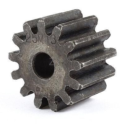 Gray 10mm x 37mm x 25mm Module 2.5 13 Teeth Metal Straight Spur Gear Wheel märklin katalog spur z