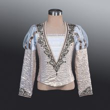 gold boy's ballet top ballet jacket for Man dance costumesmen's ballet top for competiton,ballet coat