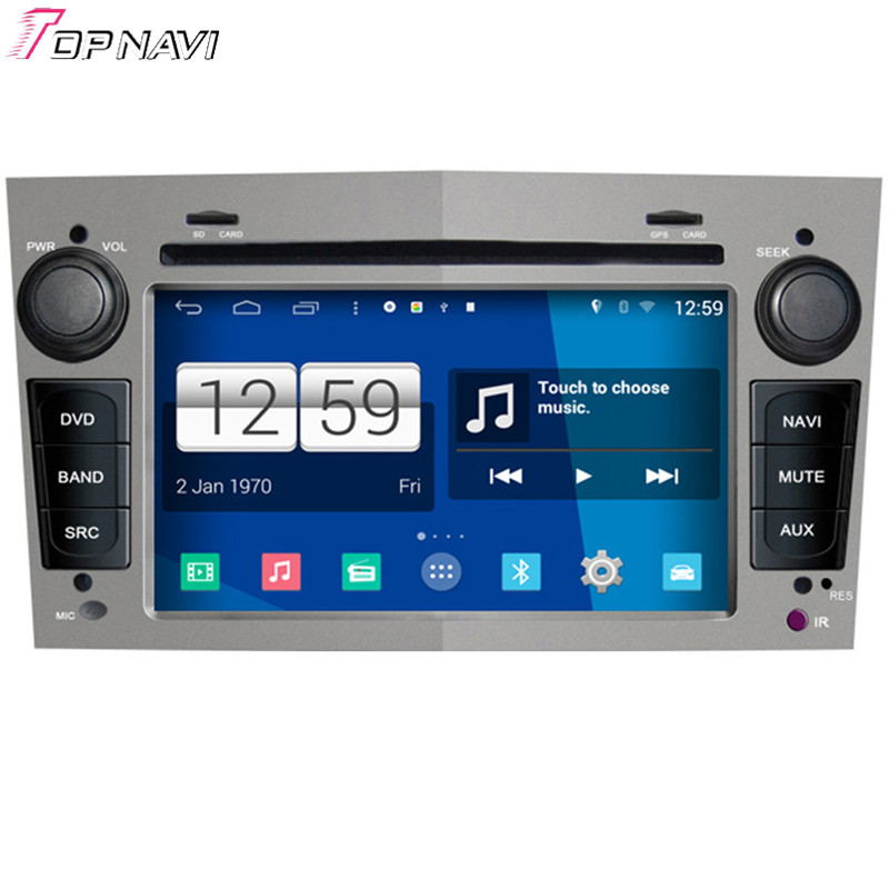 Top Newest Quad Core S160 Android 4.4 Car DVD For Astra/Vectra/Antara With Wifi BT Mirror Link 16GB Flash