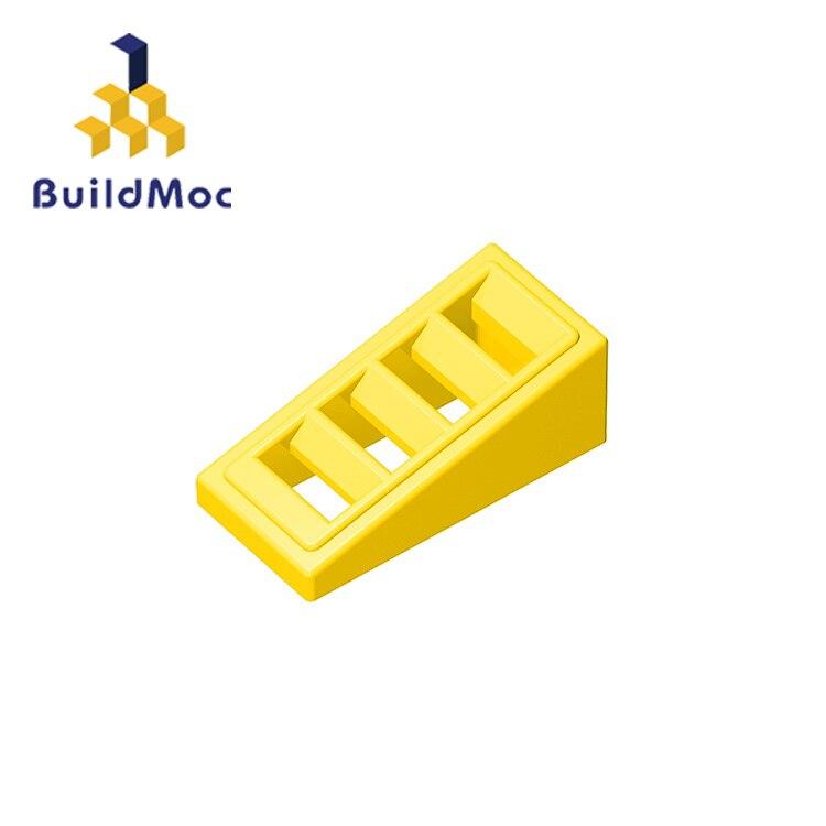 BuildMOC 61409 For Building Blocks Parts DIY LOGO Educational Tech Parts Toys
