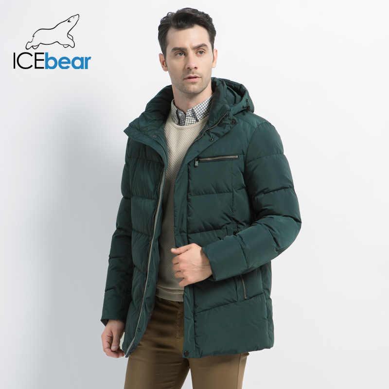 2019 新メンズ冬コート高品質男ジャケットファッション紳士服暖かい男性パーカー MWD19835D