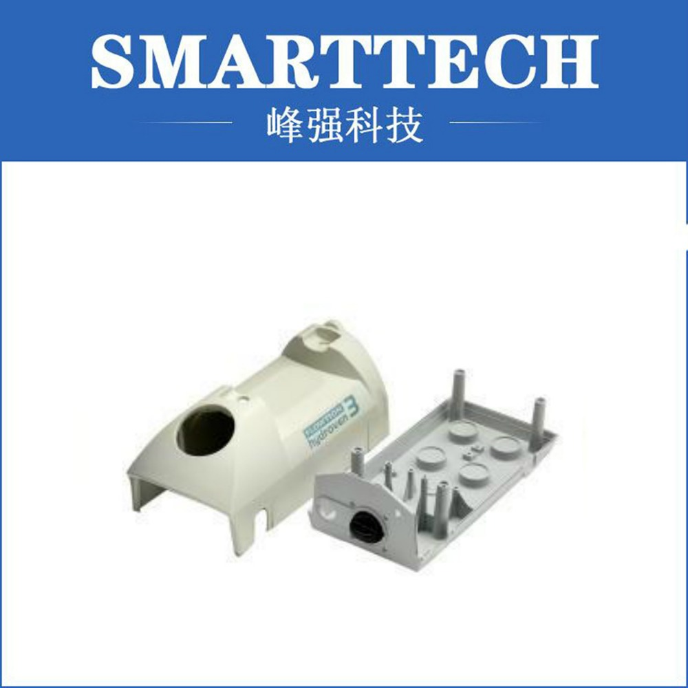 hot sales printer plastic parts with IML inserts Cooper nuts injection mold factory vehicle plastic accessory injection mold china makers