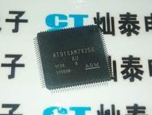 Microcontrôleur intégré, 1 Unids/lot At91sam7x256b-au, 91sam7 at91sam7 100-lqfp