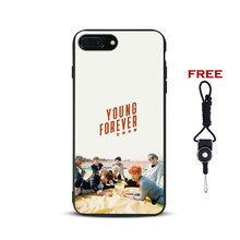 BTS iPhone Case + Strap [8 Styles]