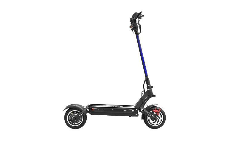 2018 Corée Conception Plus Puissant Dualtron 3 Électrique Scooter 60 v 1680Wh