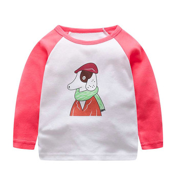 Toddler  Stylish and fashion design  Infant Kids Baby Boys Girls Cartoon Letter Tops T-Shirt Outfits Clothes