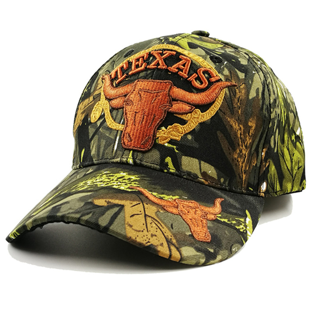top fashion cheap price new authentic official camo texas hat be801 c6dab
