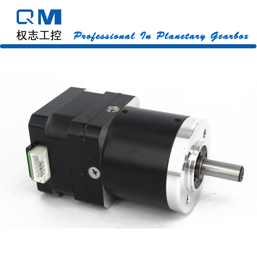 Nema 17 Gear Stepper Motor 26mm  Nema 17 Planetary  Reduction Gearbox Ratio 40:1 25 Arcmin 25 Arcmin cnc robot pump dental endodontic root canal endo motor wireless reciprocating 16 1 reduction