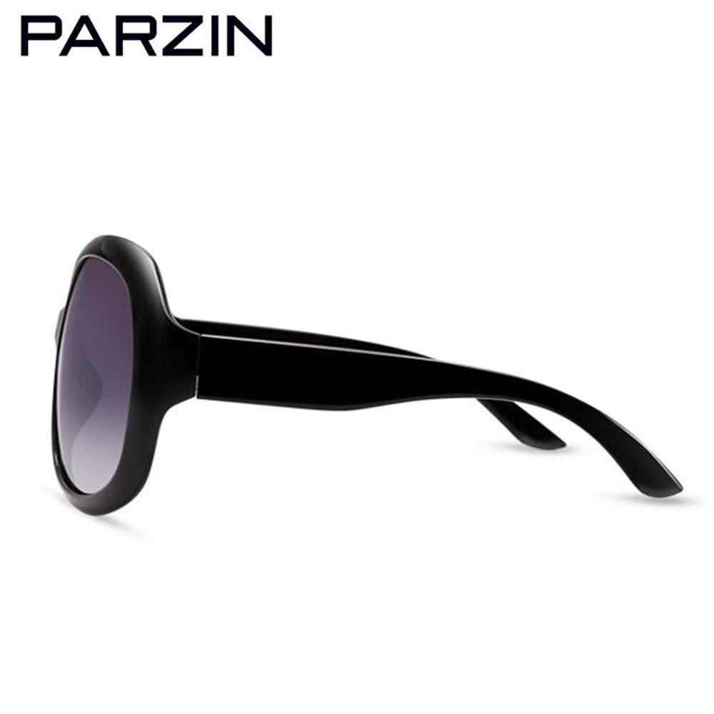 d7922f3fb ... Parzin Polarized Sunglasses Women Retro Female Sun Glasses Brand Design  Oversized Glasses Shades Gafas De Sol ...