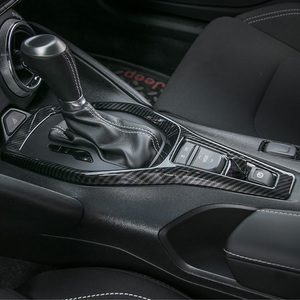 Image 4 - SHINEKA panneaux décoratifs de bande dautocollants pour engrenages de voiture, pour Chevrolet Camaro 2017 et accessoires intérieurs