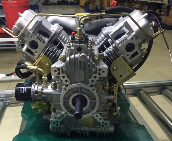 Sell Wse 2v88f 870cc 22hp V Type Twin Cylinder Double