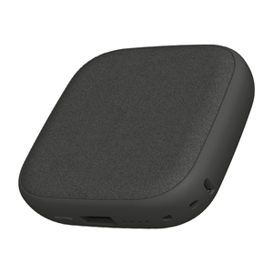 Image 3 - Xiaomi SOLOVE 10000 mAh Power Bank Drahtlose Ladegerät 2.1A Schnelle Lade Ultra dünne Handy Ladegerät für iPhone Xiaomi tablet