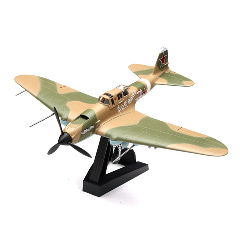 Easy Model Trumpeter 1 72 IL 2M3 36411 Platinum Collectiable Assembled Model Building Kits Best Gift