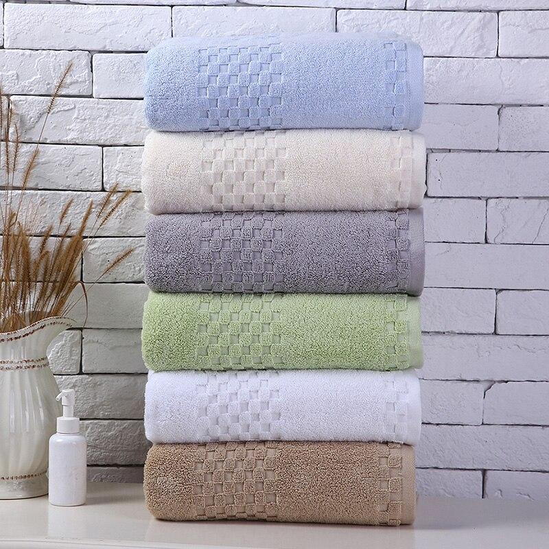 180x90cm Large Size Thicken 920g 100 Cotton Solid Color Bath Towel