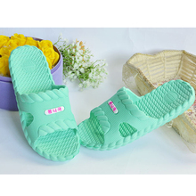 IVI Cute Colorful slippers 2016 New Arrival Casual Lovers Indoor Slip resistant Waterproof Home Woman Slippers